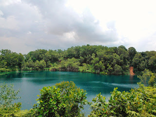 Pulau Ubin lake - mySGmyhome.com
