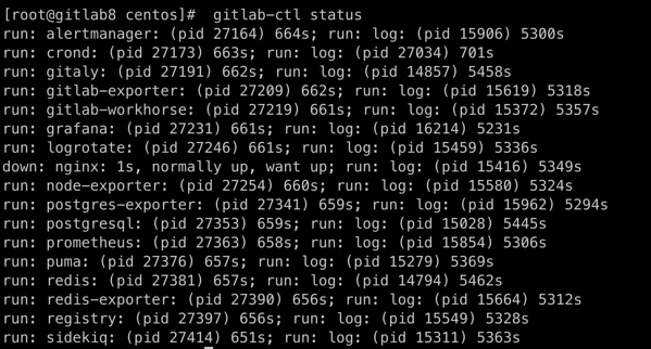 gitlab-ctl-status