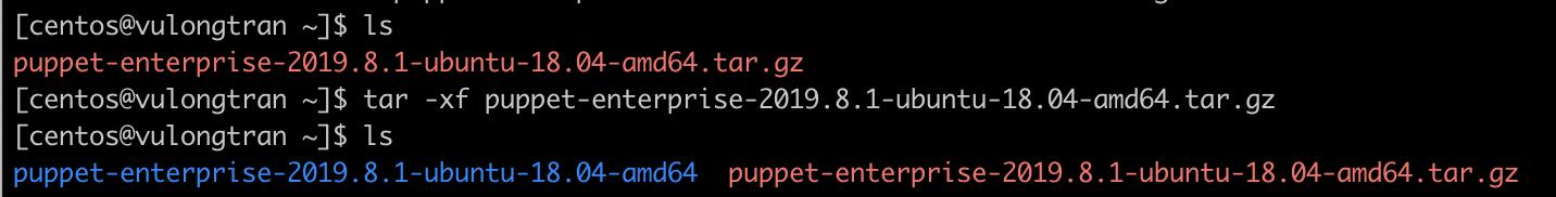 tar-puppet-enterprise
