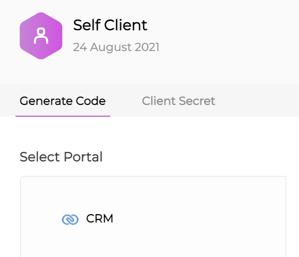 zoho-crm-generate-code1