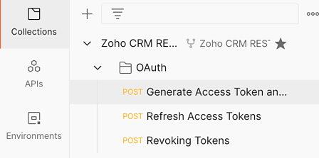zoho-select-api-call
