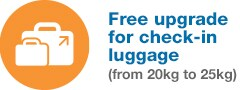 Tigerair platinum - free upgrade